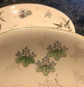 ロイヤルウースター 皿