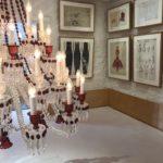 バカラ村にあるバカラ美術館